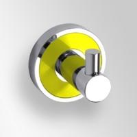 Bemeta Trend-i 104106028h Крючок, хром;другие цвета