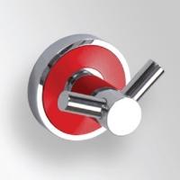 Bemeta Trend-i 104106038c Крючок двойной, хром;другие цвета