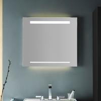 Burgbad Зеркало с подсветкой 700х640х25 мм