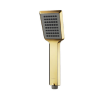 Caprigo Diamante 50-160-oro Душевая лейка, золото
