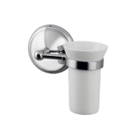 Caprigo Romano 7006-CRM Стакан для зубных щеток, хром