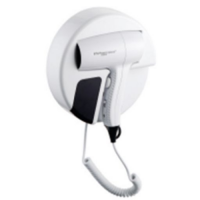 CeramaLux D90266 Фен настенный, белый