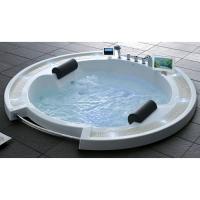 Gemy G9060 O Ванна гидро-аэромассажная  210x210 см