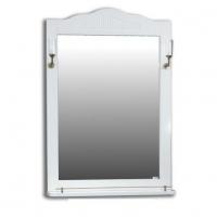 Aquanet Грация Зеркало со светильниками для ванной 80 см