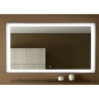 Эстет Aralia Led Зеркало с подсветкой 100 см