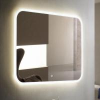 Эстет Kare Luxe Led Зеркало с подсветкой 70 см