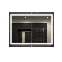 Эстет Kare Mercury Led Зеркало с подсветкой 80 см