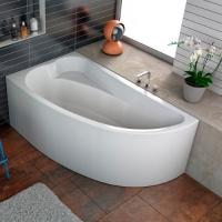 Kolpa San Calando Ванна пристенная 150x85