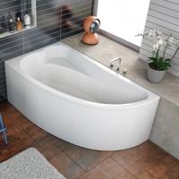 Kolpa San Calando Ванна пристенная 160x90
