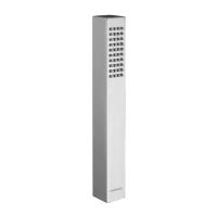 Omnires Micro MICRO-R/KCR Душевая лейка, хром