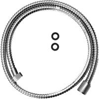 Paffoni ZFLO030CR Душевой шланг 120 см, серебро