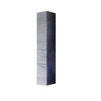 Pelipal Solitaire Пенал подвесной 1680*300*330, графит