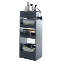 Pelipal Стеллаж для косметики на колесиках 950х402х232 мм, сталь