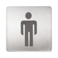 Sanela SLZN 44AA Информационная табличка «мужской туалет»