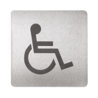 Sanela SLZN 44AC Информационная табличка «туалет для МГН (инвали