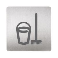 Sanela SLZN 44H Информационная табличка «уборочная»