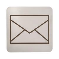 Sanela SLZN 44L Информационная табличка «почтовый ящик»