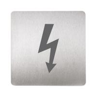 Sanela SLZN 44P Информационная табличка «острожно электрическое