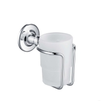 Timo Nelson 150031/00 chrome Стакан для зубных щеток