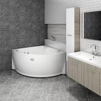 Wachter Альтея Гидромассажная ванна 125x125