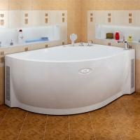Wachter Мелани Гидромассажная ванна 140x95